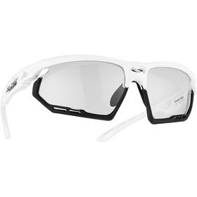 Rudy Project Fotonyk Glasses white gloss - impactx photochromic 2 black